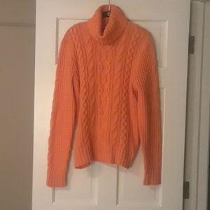 Ralph Lauren  turtle neck sweater sz XL